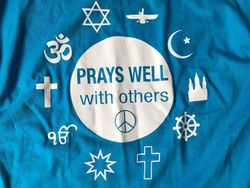Unity Walk T shirt