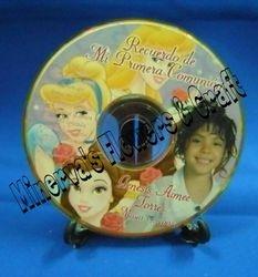 CD con foto