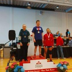 Mahmoud Kenawi - 3rd place at Greco Junior Nationals 2015
