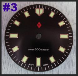 #3 CLASSIC NO-DATE C3