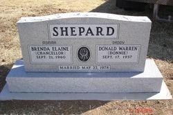 Set in Fairview Cemetery, Randlett, Oklahoma