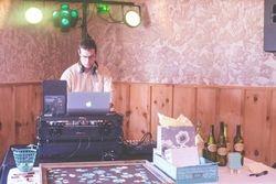 Our DJ, Brad