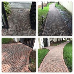Pressure Cleaning Common areas