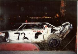 After the crash!