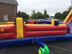 51' Obstacle Course