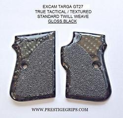 EXCAM TARGA GT27 TRUE TACTICAL BLACK