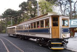 Tuunel Car No. 7 at Laxey.