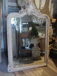 #12/101 French Louis XV Mirror SOLD