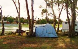 Unpowered Tent Sites