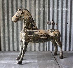 #27/089 FRENCH HORSE WOOD