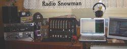 Radio Snowman