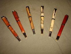 Fountain & Rollerball Pens