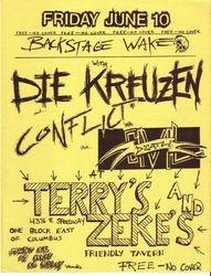 1983-06-10 Terry n Zekes, Tucson, AZ