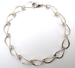 Wire Chain Bracelet