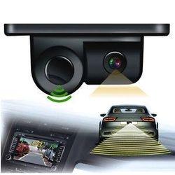 Reverse Camera With Sensor