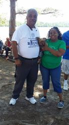 Family Fun Day with our State Representative Roger Bruce