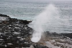 Spouting Horn State Park