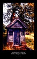Little Wooden Hut-Furness Abbey- Barrow in Furness-Cumbria-England