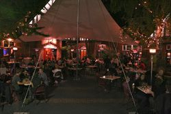 Dux De Lux Beer Garden 2006