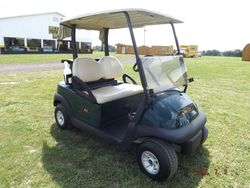 2010 Club Car Precedent- Before(Silver)