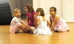 Miss Kelsey's Beginner Ballet