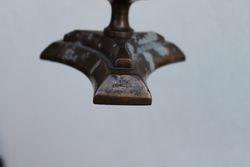 Caro laiku bronzine zvakide. Kaina 26 Eur.