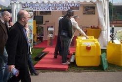 I S E A na sajmu ZEPS 2010. godine