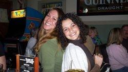 Nicole & Sabra, The Artichoke, 2011