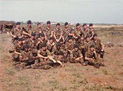 9 Troop C Coy Brindisi