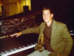 Benjamin Warren performs on my show at Sirius.
