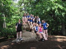 Happy Volley 2012 Team @ PSU