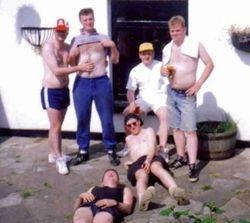 Blast From The Past - Merthyr Tydfil 1992