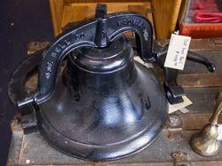 Cast iron bell