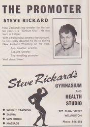Steve Rickard