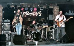 Peabody's Bad Monkey