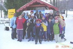 NESC Youth Development Ski Trip