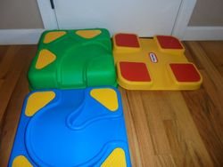 Little Tikes Lego Roads with Storage - $30