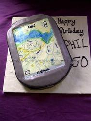 gps  cake