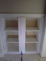 Shelf Doors