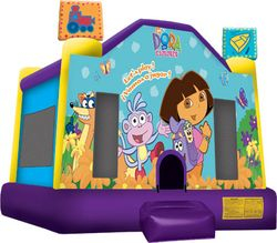 Dora The Eplorer Moonwalk $85.00 plus tax