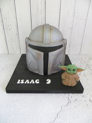 Isaac's 9th Birthday Cake