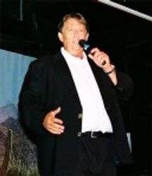 RANDY AT FORNEY OPRY