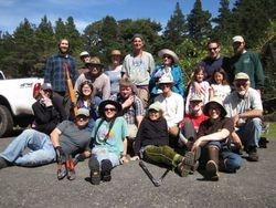 Whole group photo