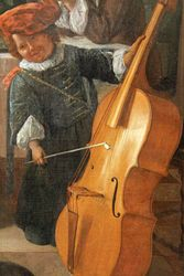 Jan Steen, Family Concert, Chicago Art Institute