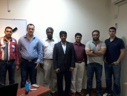 PMP Workshop (Qatar-Doha Apr'2013)
