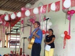 Luis Torres, cantautor jicamero