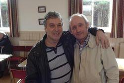 Steve grey, Nigel Hanmore