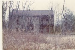 Harrison and Sarah (Hendershot) Richardson Home