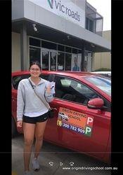 Deer Park VicRoads Pass First Time !! Well Done Kathyrine | Altona | Taylors Hill | Footscray