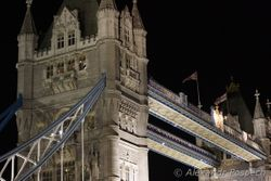 The Tower Bridge detail